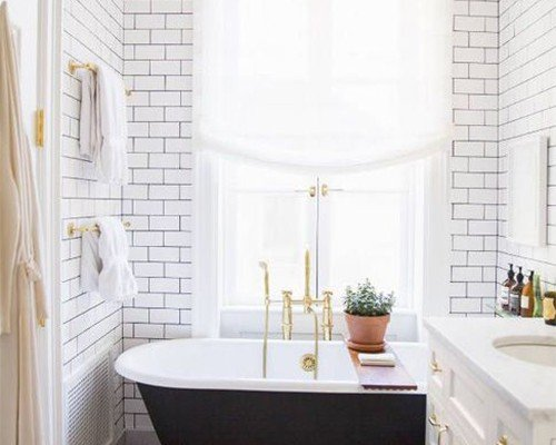 mesmerizing 25 vintage modern bathroom design inspiration