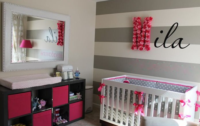 nursery design idea