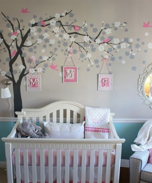 nursery for girl