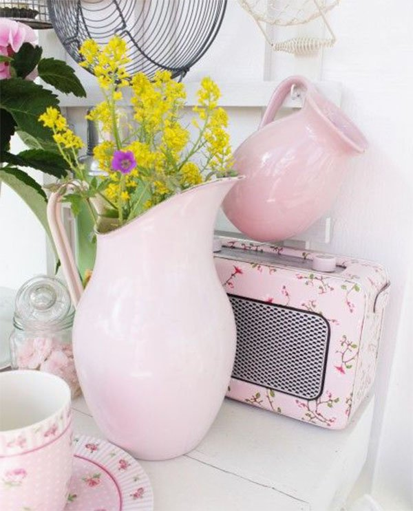 Pink Kitchen Accessories