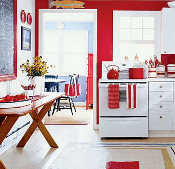 A 1940's Retro Theme For Your Kitchen