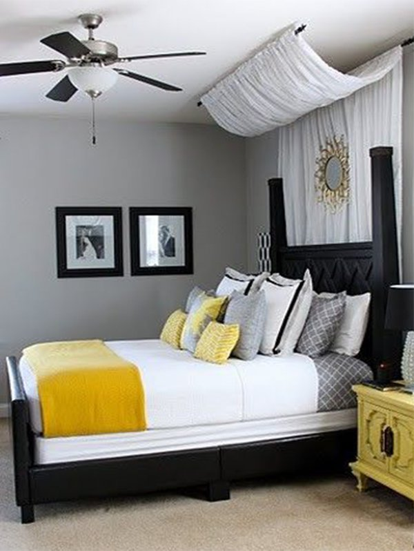 Romantic Room Designs: Bedroom Decorating Ideas For Couples