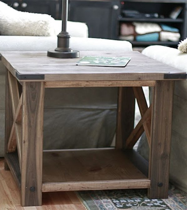 rustic furniture idea