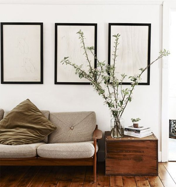 Tips for small decor for living room joy studio design Large living room plants