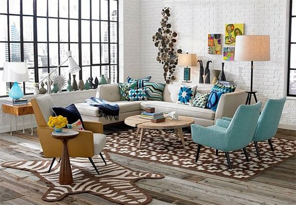 Get A Fresh Look To Your Living Room For 2015