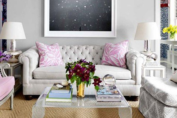 stylish interior design tips for living room