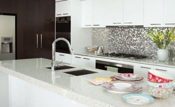 stylish kitchen decoration
