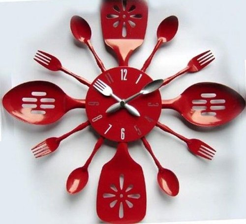 wall clock design for kitchen