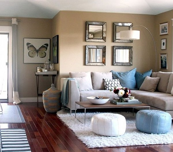 painting tips for living room decor