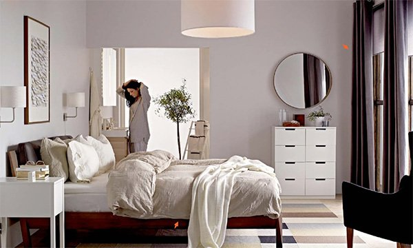 2015 IKEA Bedroom design
