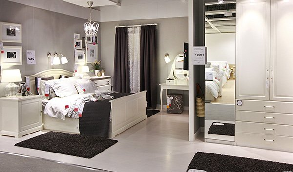 2015 master bedroom interior design ideas - Bedroom Idea Ikea