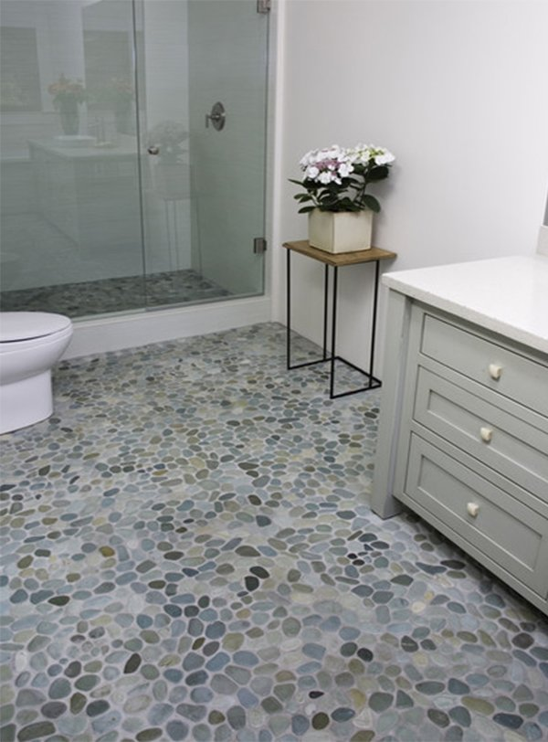 Grip Bathroom Flooring