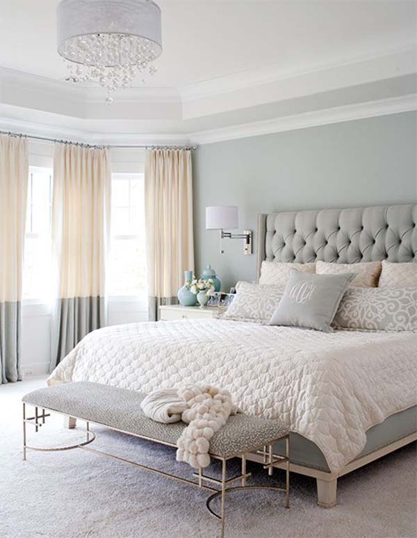 Design ideas for a perfect master bedroom Designer bedrooms