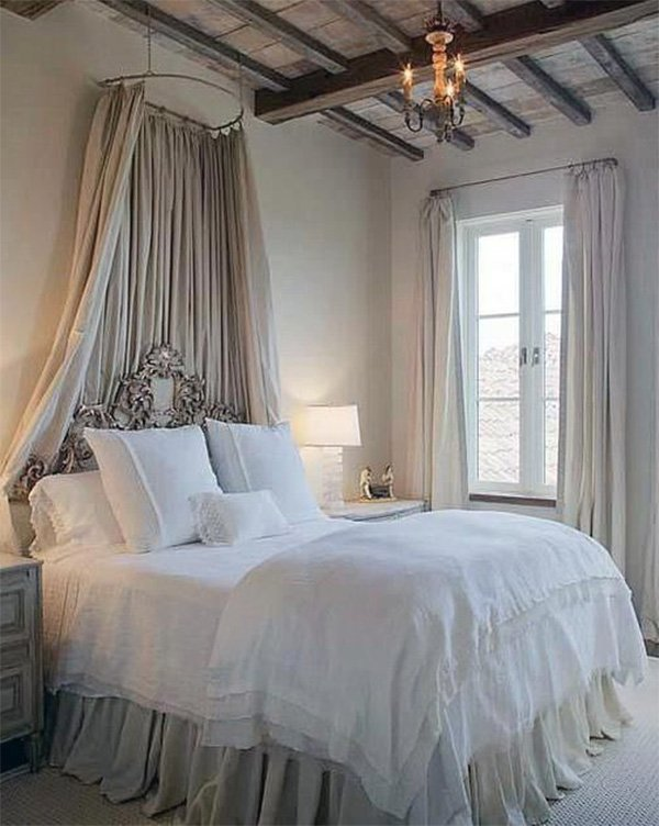 Romantic Bedrooms: Romantic Setting For Your Bedroom