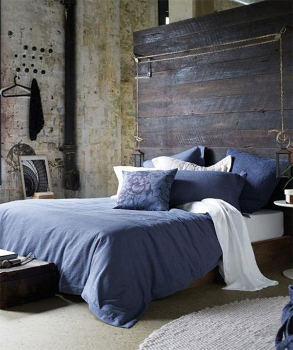 masculine bedroom interior masculine bedroom design - Masculine Bedroom Design