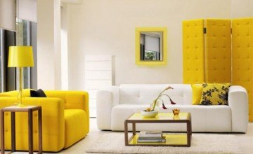 modern living room decoration idea