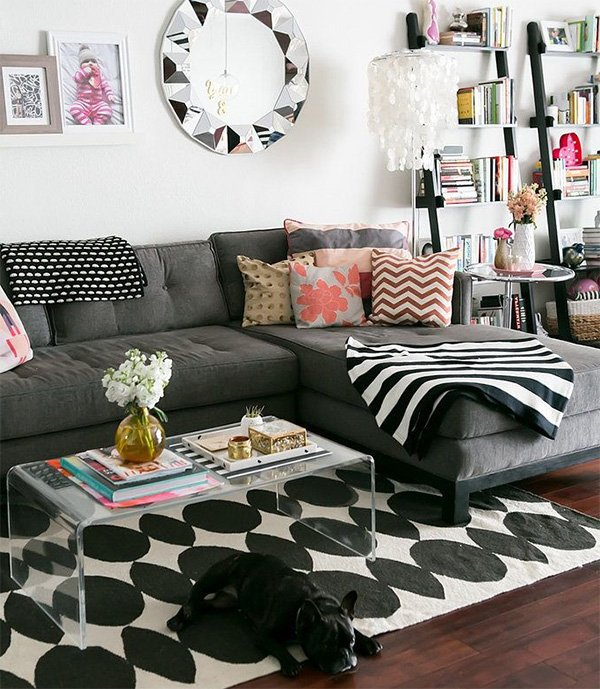black living room rugs decorate your room with casual area rugs 13553