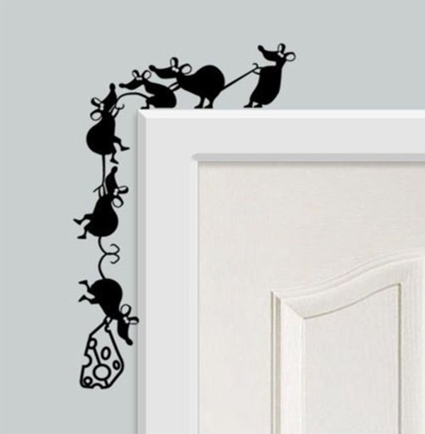 wall sticker for doors