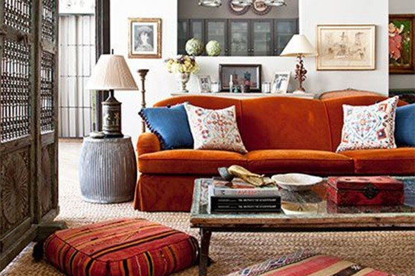 Ethnic Interior Design Ideas