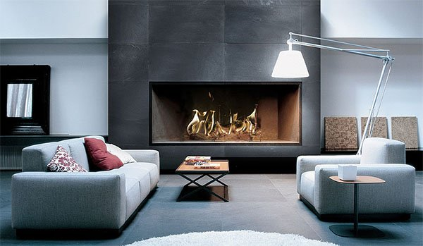 create chic look with contemporary furniture
