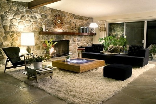 Modern Stylish Living Room Theme