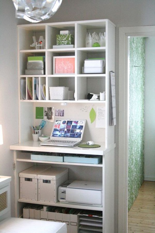 Home office design ideas for small spaces - Home office for small spaces photos ...