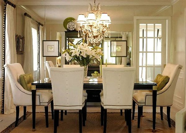 dining room design idea