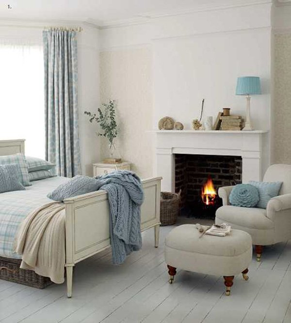 here are a gorgeous and very chic 20 vintage bedroom decoration ideas