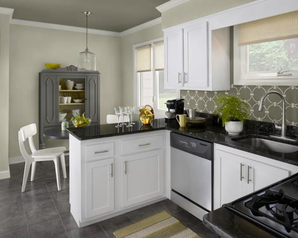 2016 White Kitchen Design 10