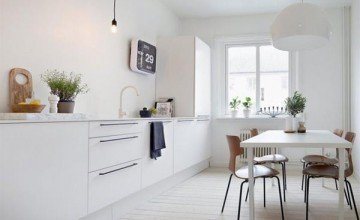 2016  White kitchen design 19