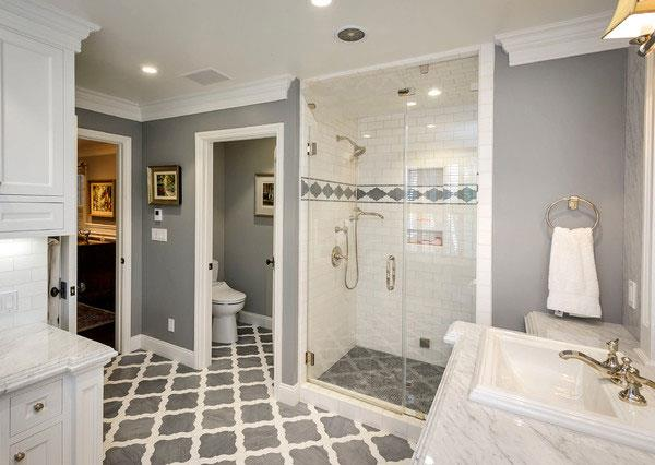 Gray White Color Combinations for Bathrooms. 20 Color Combination Ideas for Bathrooms   Bathroom