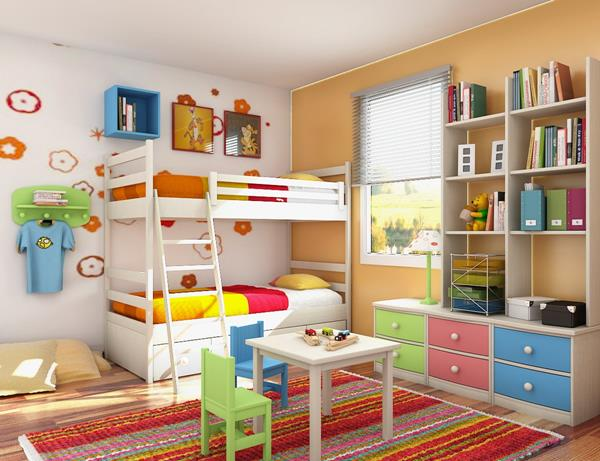 kid's room decorating ideas 18