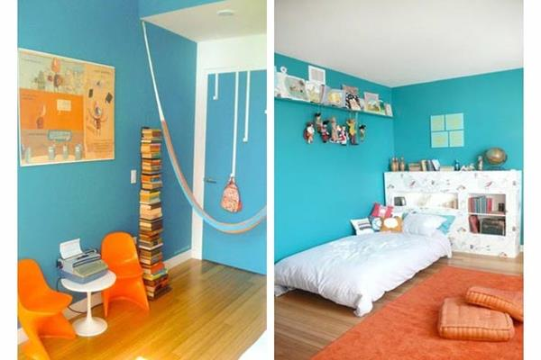 25 great decoration ideas for kid 39 s room kids room - Paint colors for kid bedrooms ...