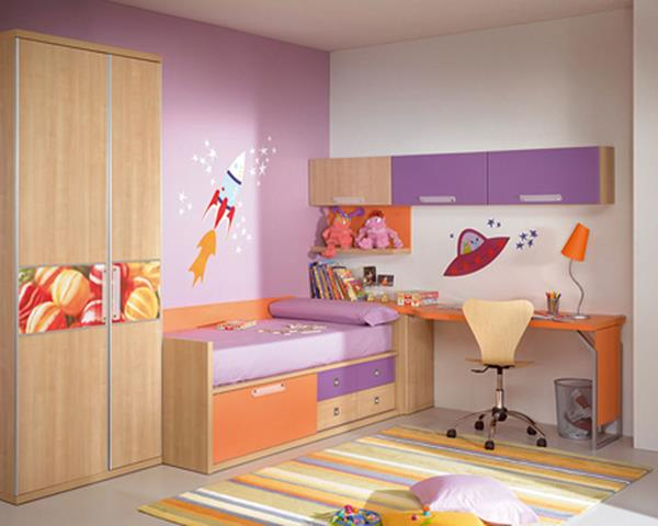 kid's room decorating ideas 4