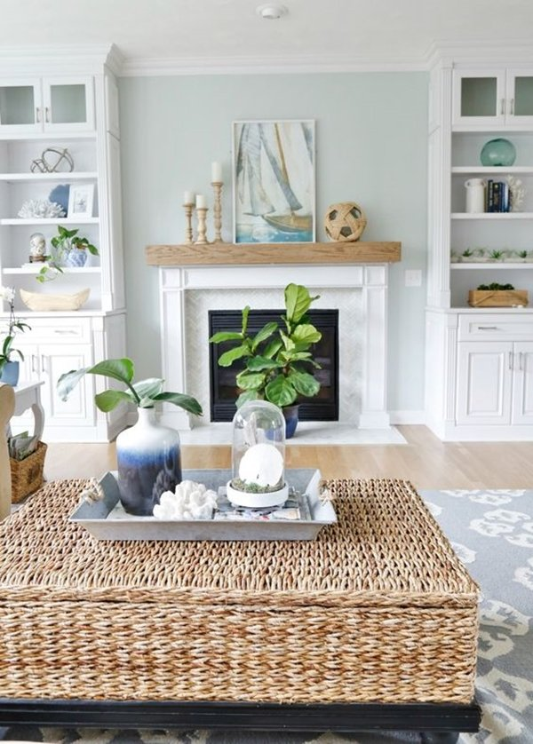 coastal home decor