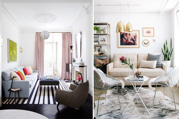 ideas that will make your small living room look bigger