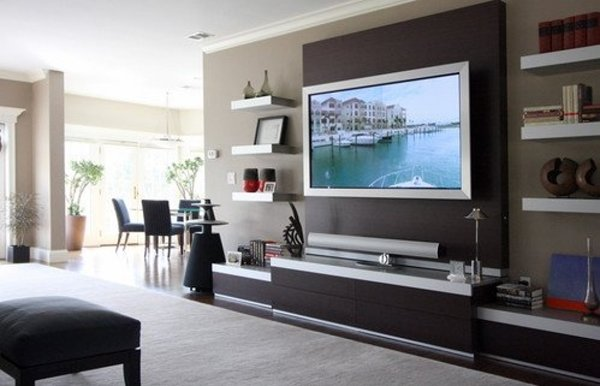 TV Unit Design Ideas That Will Make Your Living Room Stylish