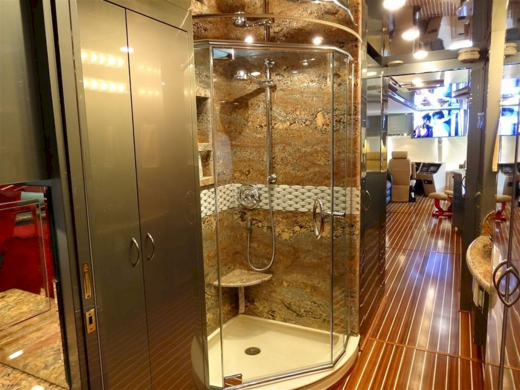 30 Simple DIY Rv Shower Remodel Ideas for Amazing Camper Experience (12)