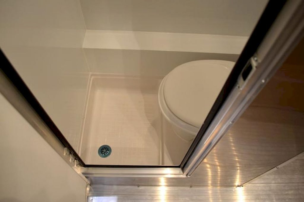 30 Simple DIY Rv Shower Remodel Ideas for Amazing Camper Experience (2)