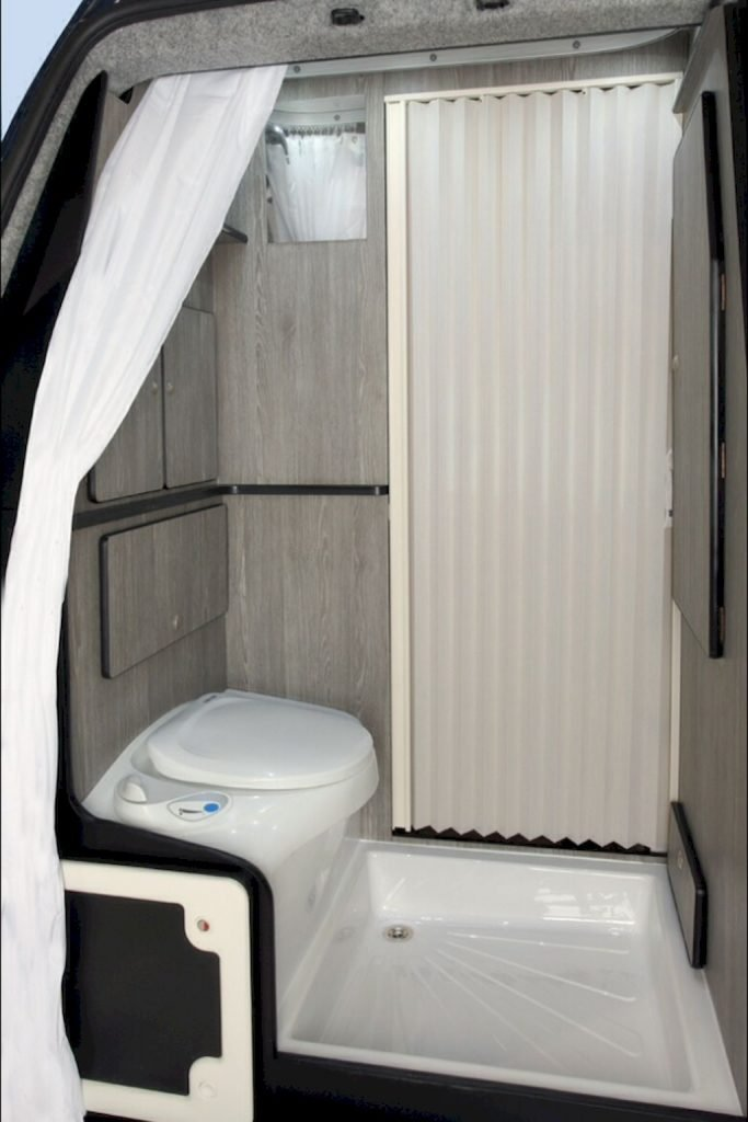 30 Simple DIY Rv Shower Remodel Ideas for Amazing Camper Experience (20)