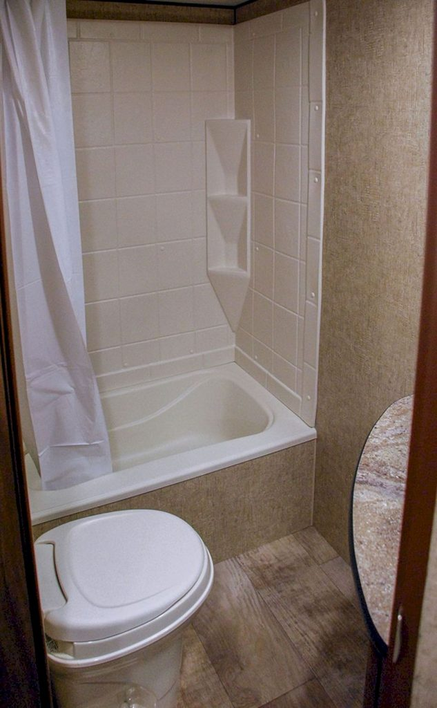 30 Simple DIY Rv Shower Remodel Ideas for Amazing Camper Experience (24)